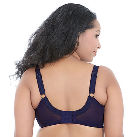 keira uw banded bra back top view
