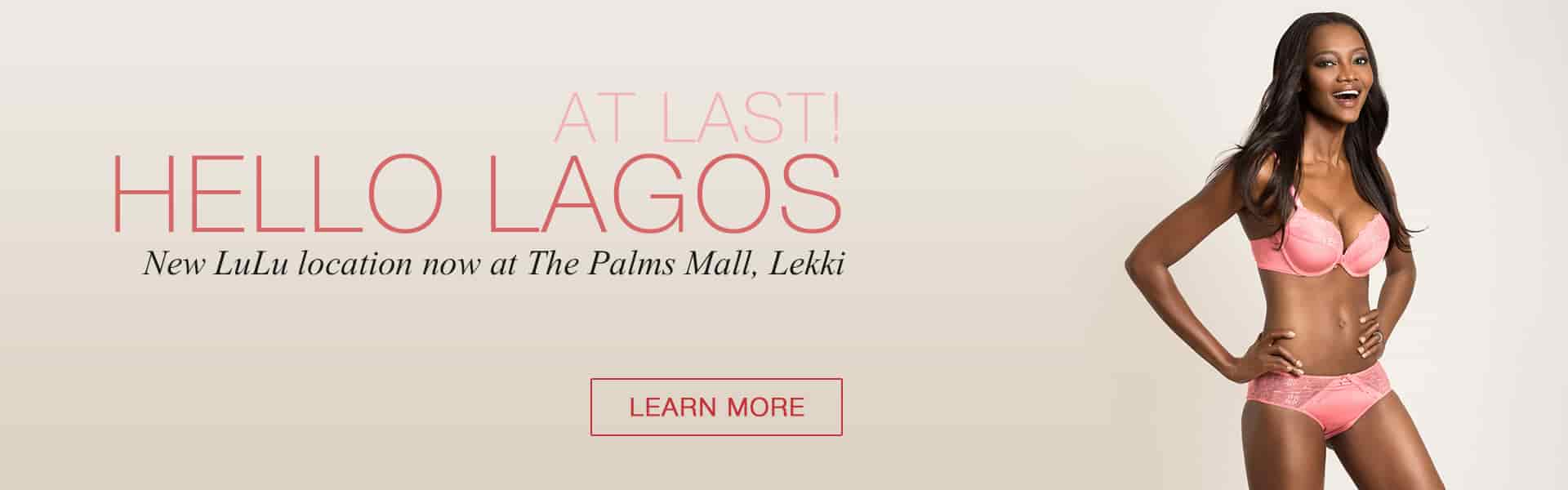 lulu lingerie at the palms mall lekki